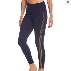 Beyond yoga Illusion High Waisted Midi Legging